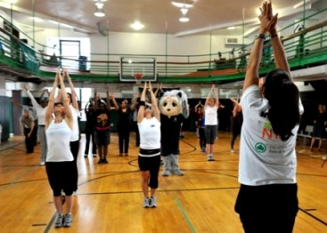 Saturday (10am): Free Shape Up! NYC fitness Stretching Class at the Clinton Hill Library - 380 Washington Ave.