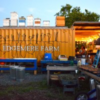 Farm-to-Table Venezuelan Dinner at Edgemere Farm
