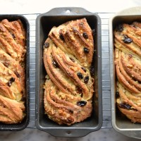 Cinnamon Raisin Walnut Babka