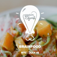 Spoon University's Brainfood NYC 2016