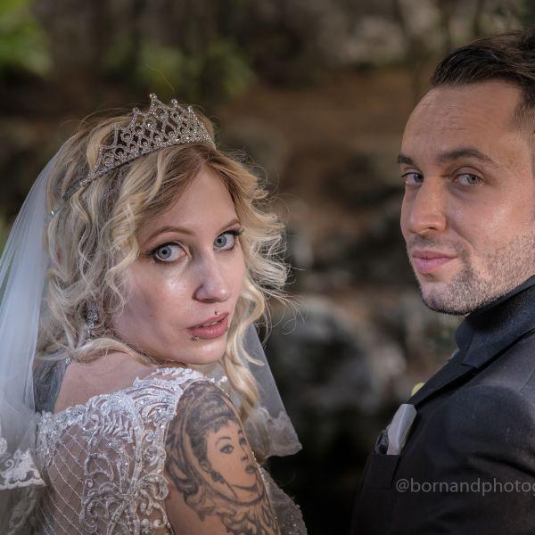 Photographe de mariage - la séance de couple