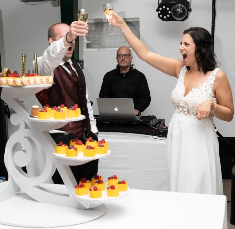 A la santé des mariés