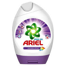 ariel gel 16color