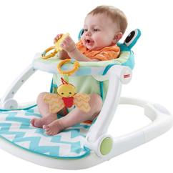 Sit Me Up Chair For Babies Folding Reclining Garden Chairs Uk Fisher Price Floor Seat Is It A Must Have In 2018 Sea Baby