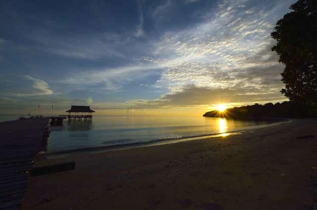 Pulau Tiga (Survivor Island) 2D1N