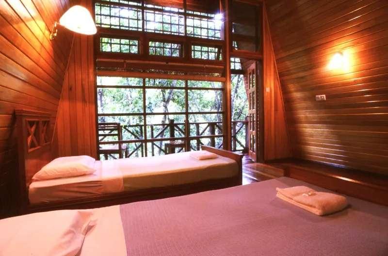 Tabin Wildlife Resort, Sabah, Malaysia.