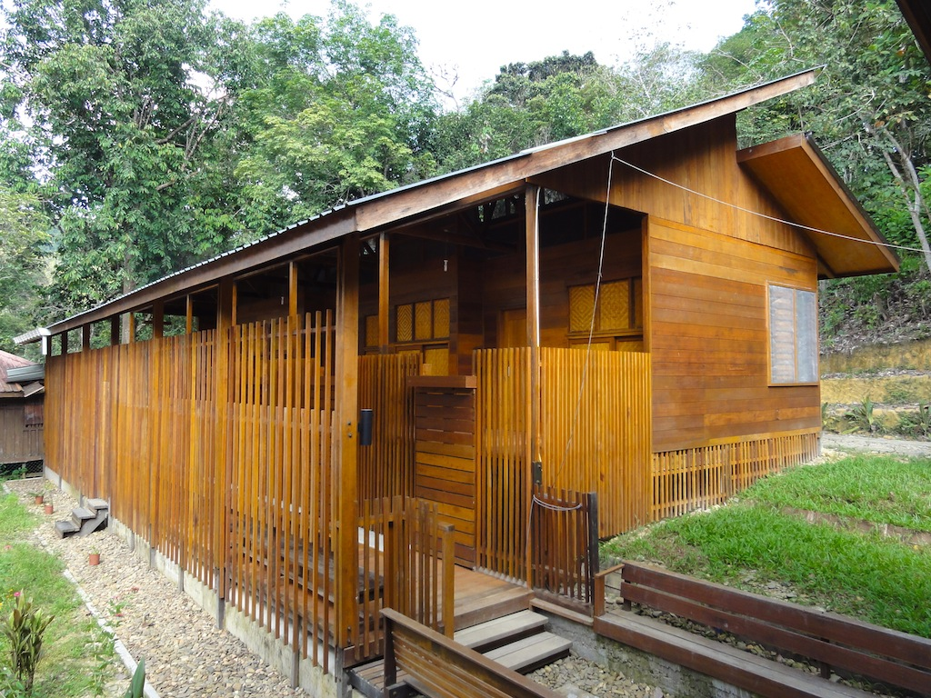 Nanga Sumpa Lodge Forest Wing