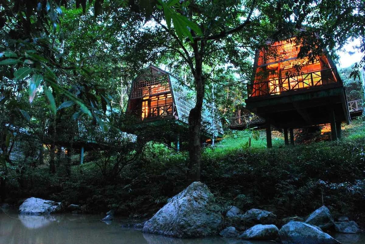 tabin wildlife resort river rooms