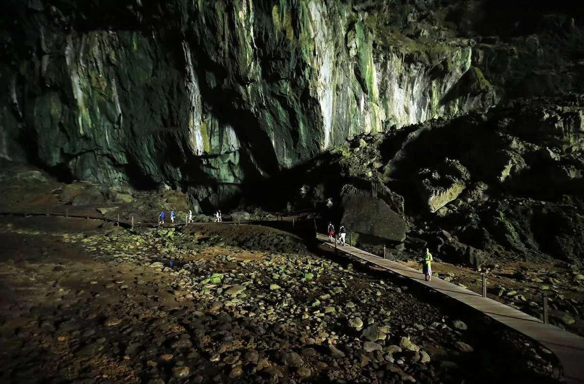 Deer Cave, Gunung Mulu National Park