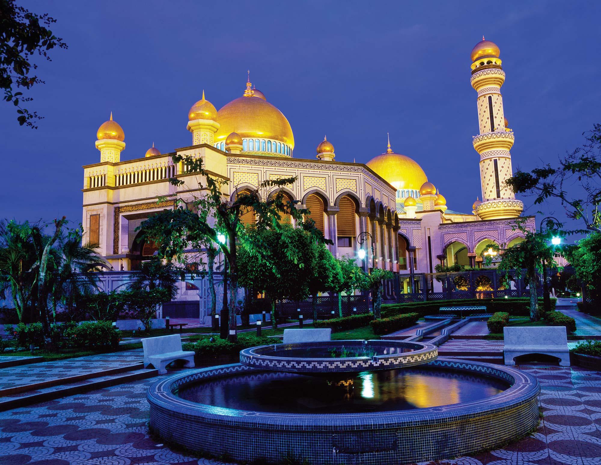 Brunei Tours From Kota Kinabalu