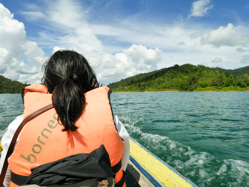 Borneo Adventure Batang Ai lake