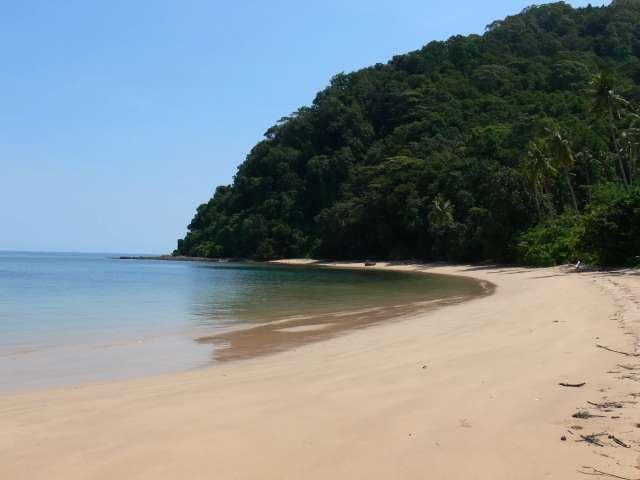 Satang Island Day Trip