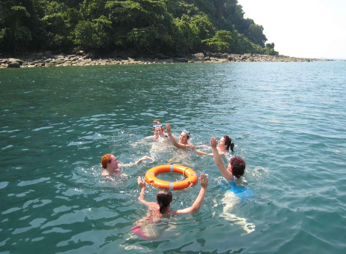 Satang Island, Sarawak
