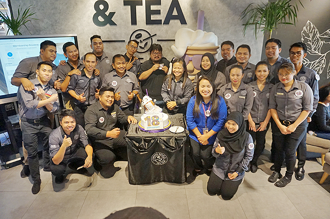Promotions, new membership to mark Coffee Bean anniversary 2