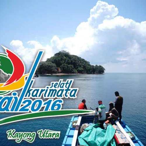 Sail Karimata 2016 Menjadi Perhatian Dunia
