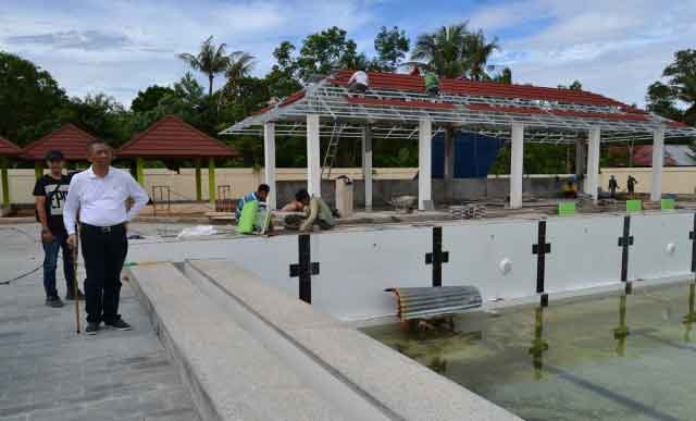 Kolam Renang di Pontiank