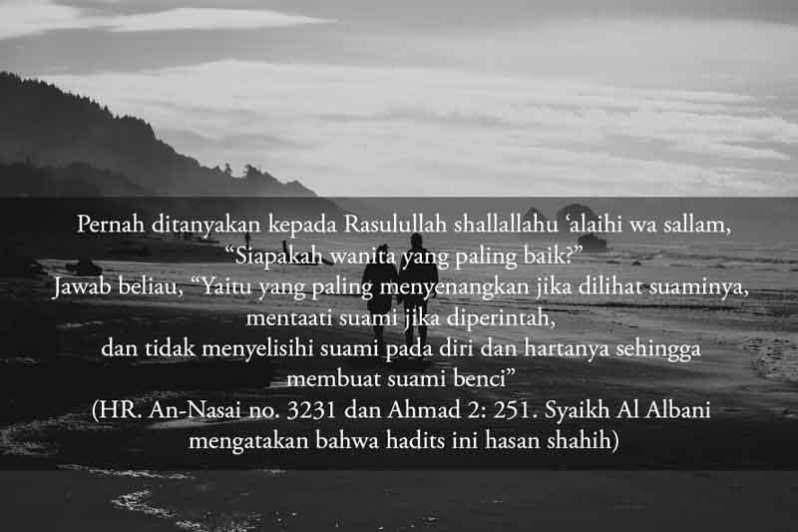 cara menjadi muslimah yang baik
