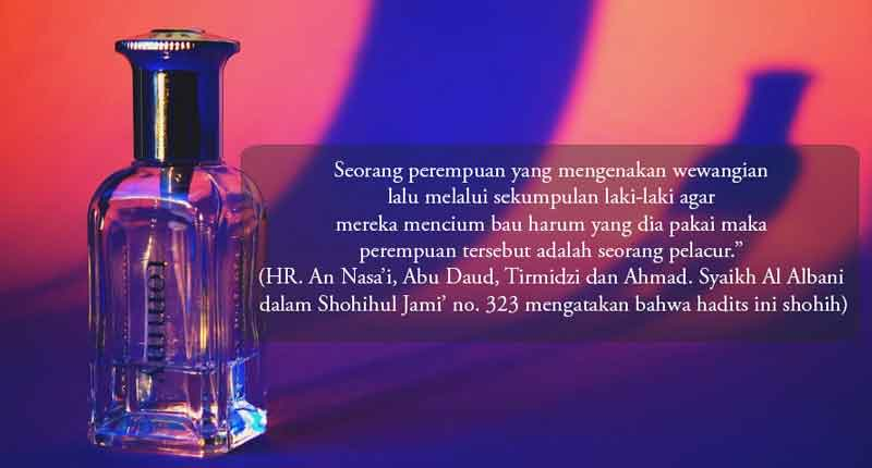 HR. An Nasa'i, Abu Daud, Tirmidzi dan Ahmad. Syaikh Al Albani dalam Shohihul Jami' no. 323 mengatakan bahwa hadits ini shohih