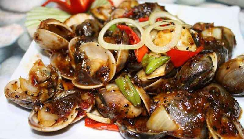 Makanan Khas Kalimantan Barat Super Maknyus Borneo Channel