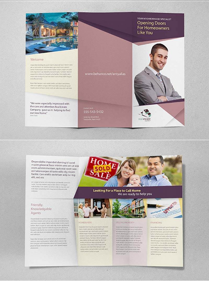 KREATIF 51 Contoh Brosur dalam Bahasa Inggris Pamflet