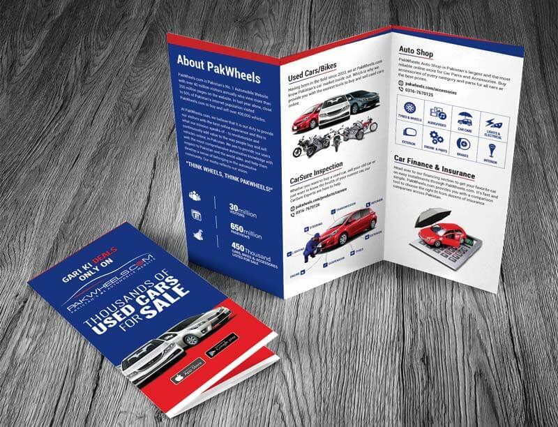 contoh brosur dalam bahasa inggris