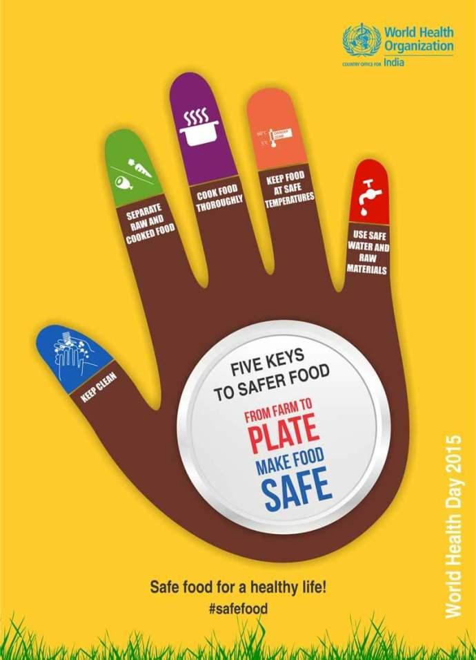 Pendidikan Contoh Gambar Poster Kesehatan Yang Mudah ...