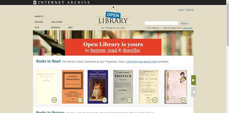 Ebook Perpustakaan Gratis