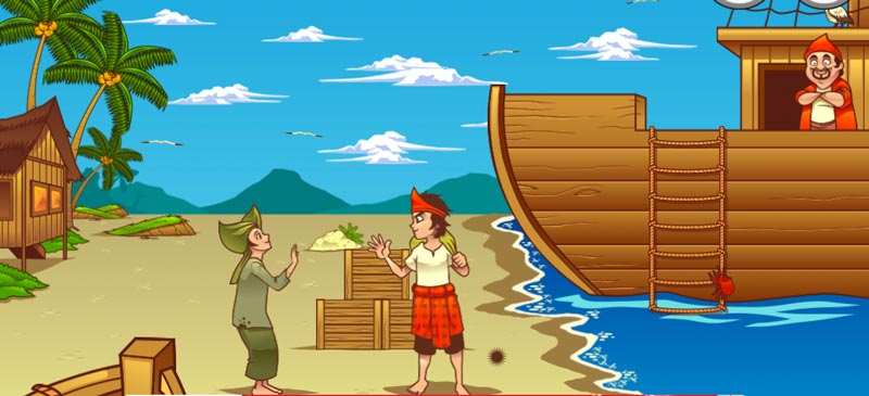 cerita rakyat dalam bahasa inggris