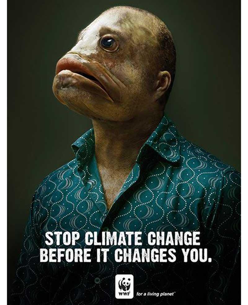 Unik Kreatif 13 Contoh Poster Lingkungan Hidup Inspiratif Dan