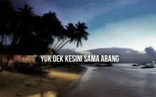 Pulau Derawan Kalimantan Timur Syurga Wisata dan Bulan Madu
