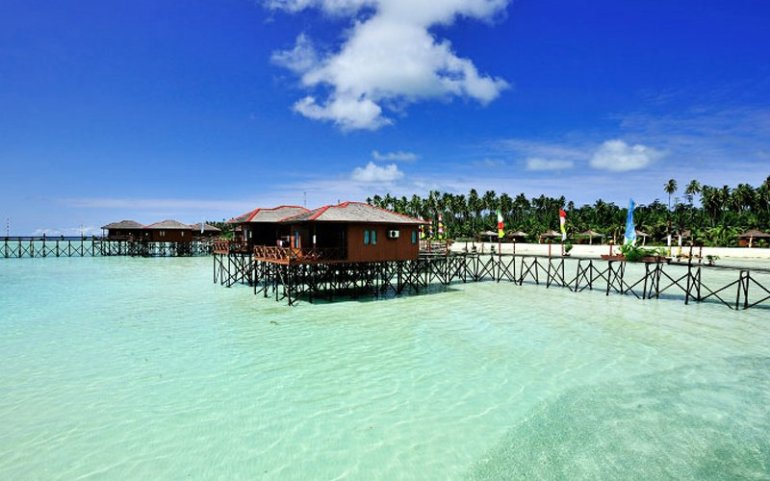 Pulau derawan Kalimantan Timur