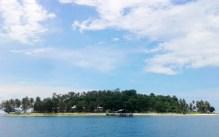 Pulau Randayan Singkawang Kalimantan Barat, Pulau Mungil Syurga Bulan Madu