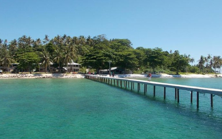 pulau randayan singkawang
