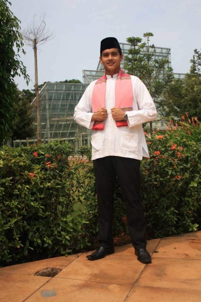 Pakaian Adat Jakarta Asli Beserta Namanya Dan Baju Adat Betawi Laki Laki
