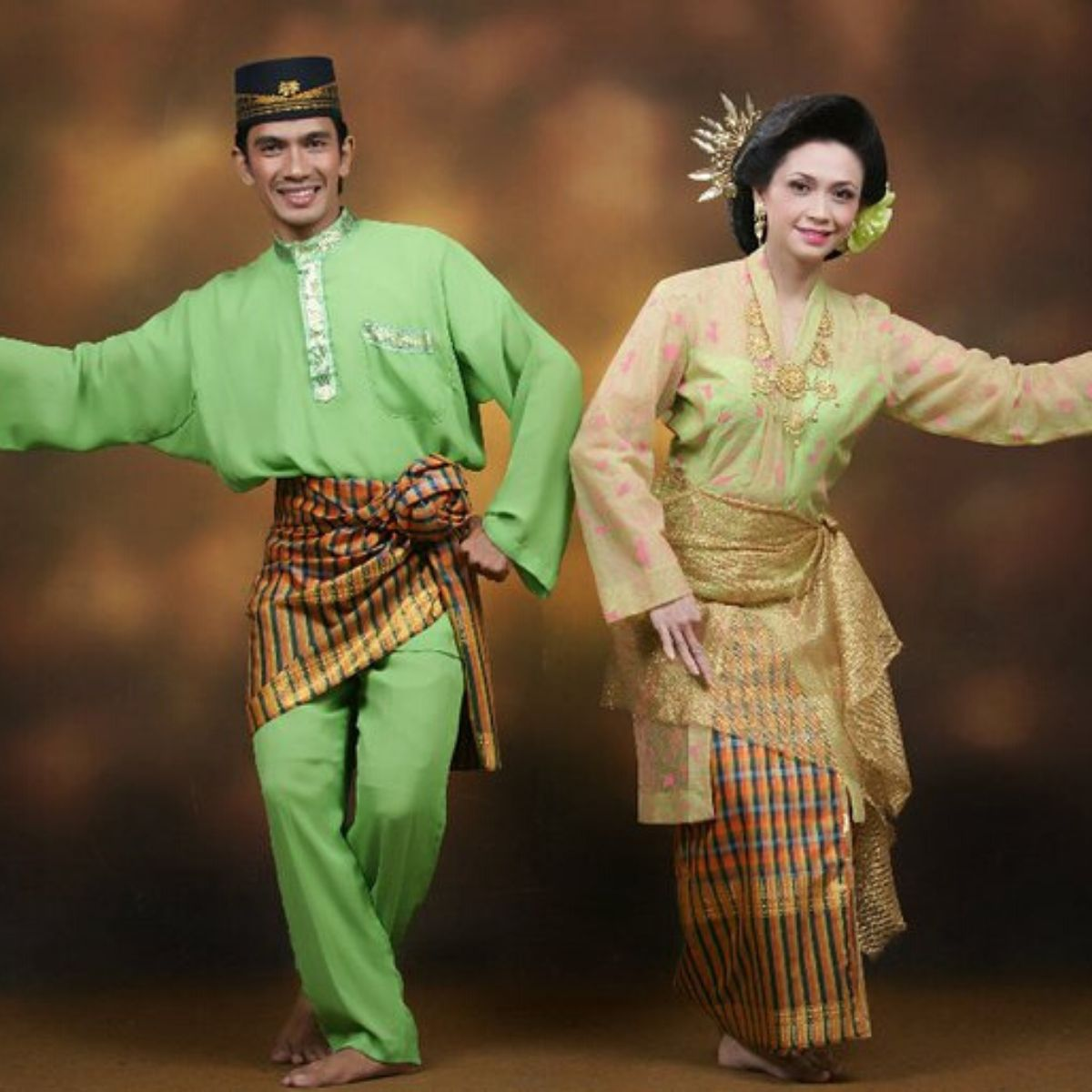 Daftar  Nama Pakaian Adat Riau Modern, Filosofi Pakaian