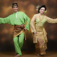 Pakaian Adat Kampar Riau
