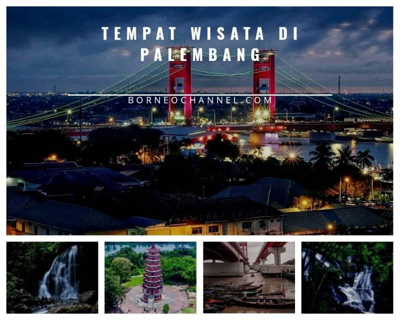 13 Tempat Wisata di Palembang Terpopuler yang Wajib Dikunjungi