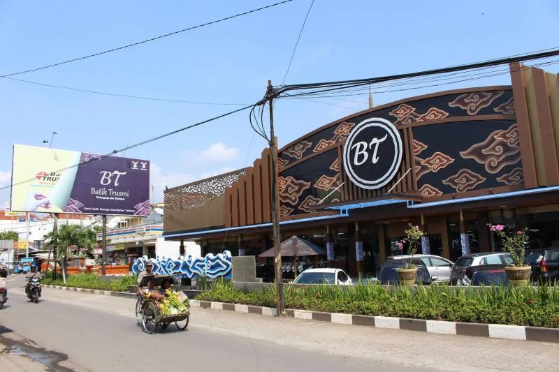 Sentra Batik Trusmi Cirebon