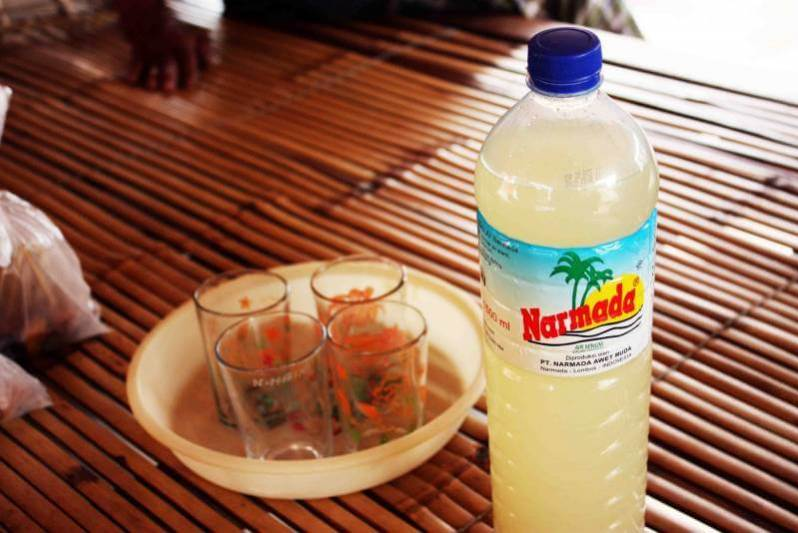 Minuman Khas Lombok