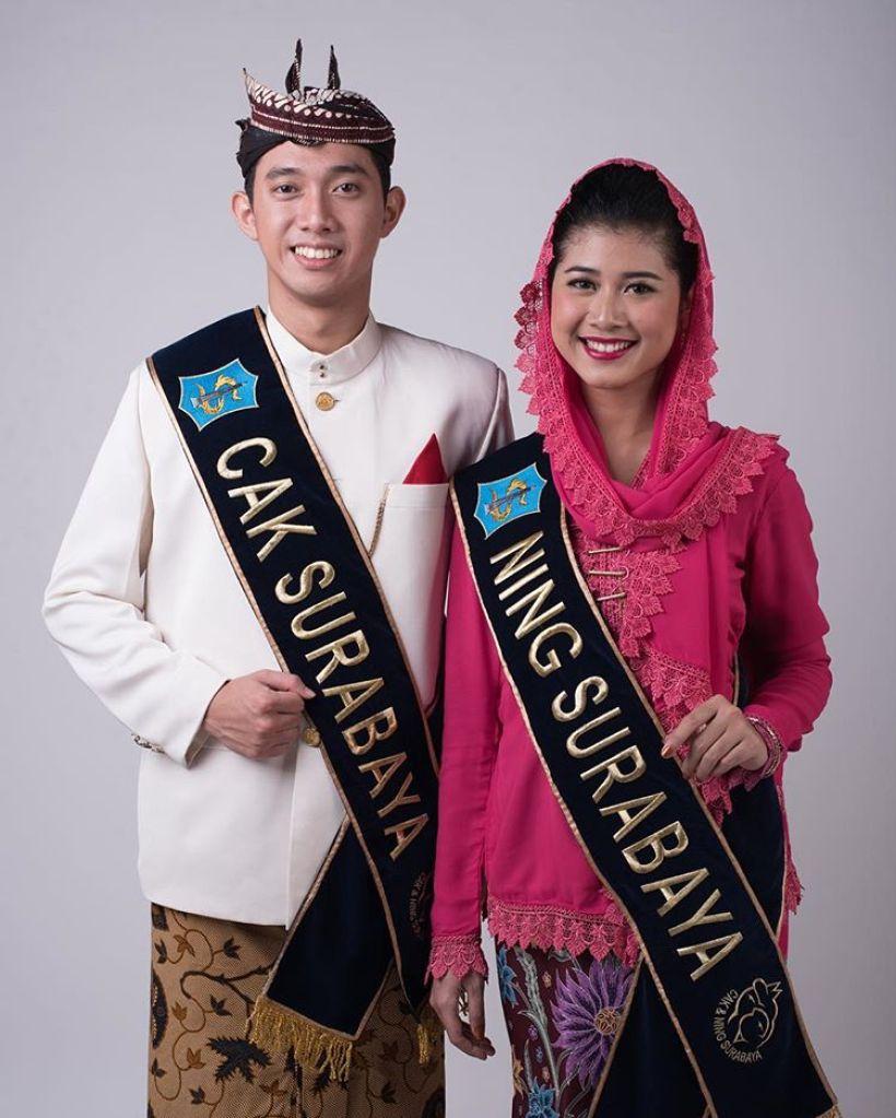 Pakaian Adat Malang Jawa Timur