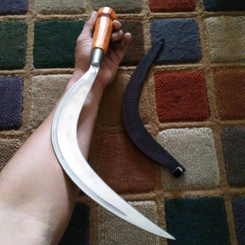 senjata tradisonal jatim