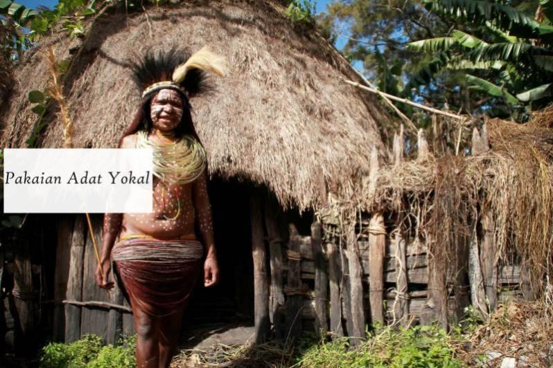 Pakaian Yokal
