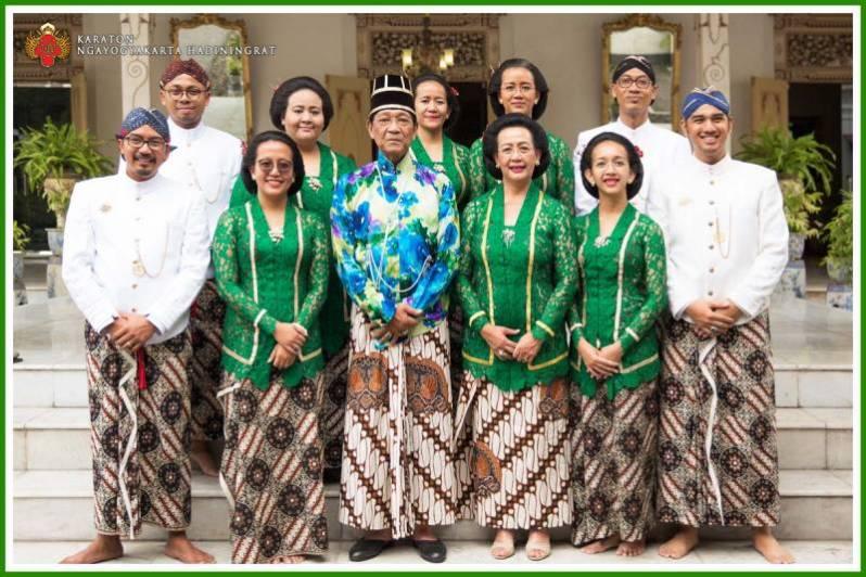 Pakaian Adat Untuk Pejabat