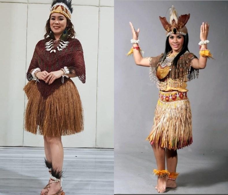 Pakaian Adat Papua Yang Unik Dan Cara Membuatan Baju Adat Papua