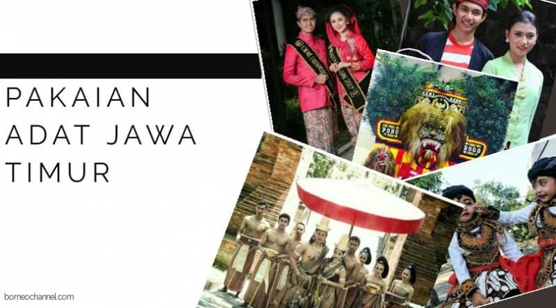 [W.O.W] Pakaian Adat Jawa Timur, Sumpah Bikin Greget!!!