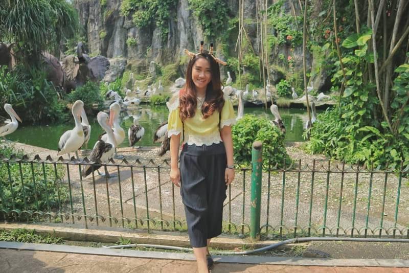 Kebun Binatang Ragunan Jakarta