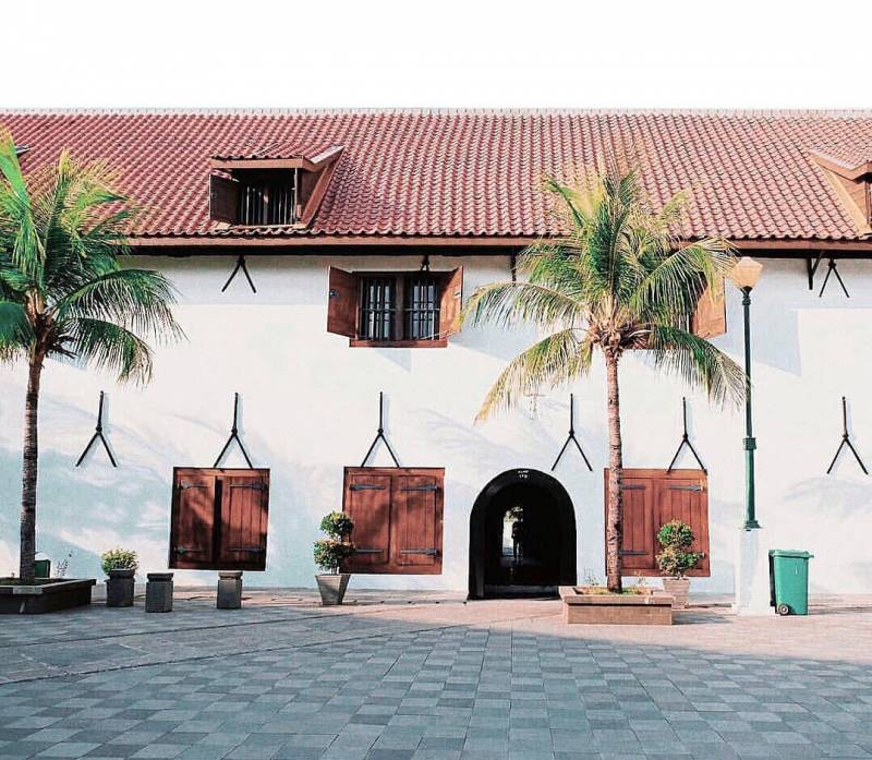Museum Bahari Jakarta