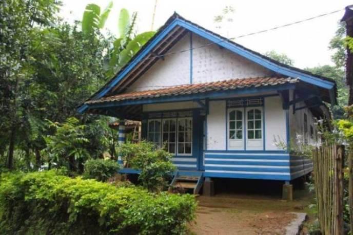 Rumah Adat Jawa Barat Keunikan Manfaat Dan Kegunaan