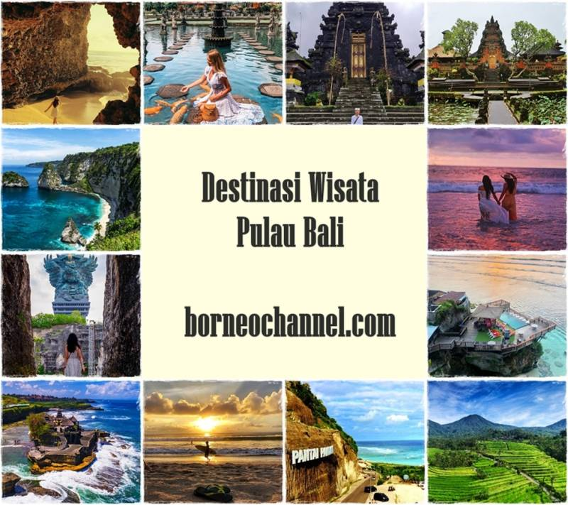 2019 18 Urutan Tempat Wisata Di Bali Deskripsi Hits