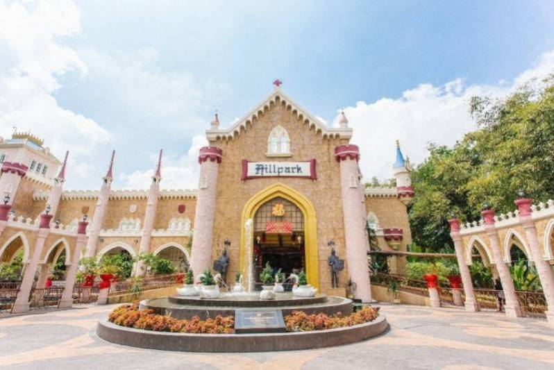 Hillpark Sibolangit Medan